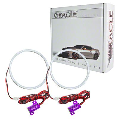 Oracle Plasma Fog Light Halo Conversion Kit (06-14 F-150, Excluding Raptor)