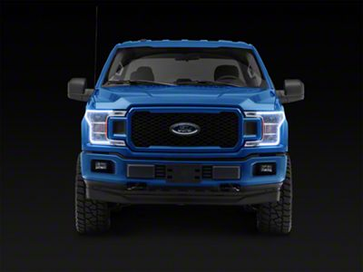Oracle Dynamic ColorSHIFT Daytime Running Light Halo Conversion Kit (15-17 F-150 w/ LED Headlights)