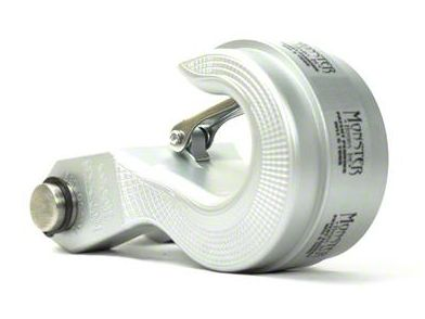 Monster Hook Swivel Recovery Hook - Silver (97-18 F-150)