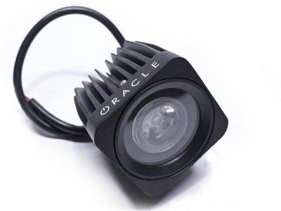 Oracle 2.5 in. Square LED Light - Spot Beam