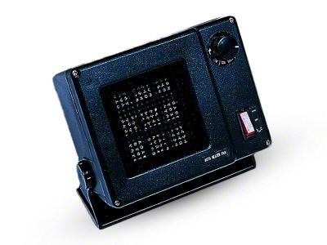 Rugged Ridge Back Seat Heater (97-19 F-150)