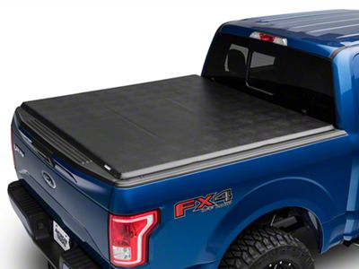 Barricade Hard Folding Bed Cover (15-19 F-150)
