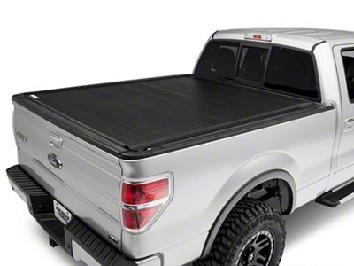 Barricade Retractable Bed Cover (09-14 F-150 Styleside w/ 5.5 ft. & 6.5 ft. Bed)
