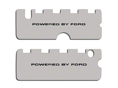 ACC Powered by Ford Coil Covers - Brushed (11-17 5.0L F-150)