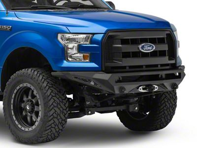 Addictive Desert Designs Stealth Fighter Front Bumper (15-17 F-150, Excluding Raptor)