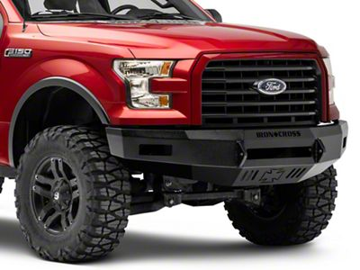 Iron Cross Low Profile Front Bumper (15-17 F-150, Excluding Raptor)
