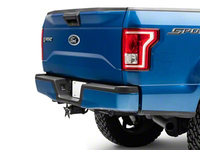 RBP Chrome/Black Star Hitch Cover (97-19 F-150)