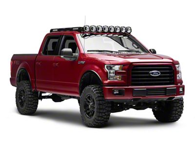 KC HiLiTES M-Racks 50 in. Gravity Pro6 Roof Rack (15-19 F-150)