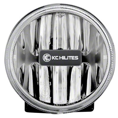 KC HiLiTES 4 in. Gravity LED G4 Clear Fog Light
