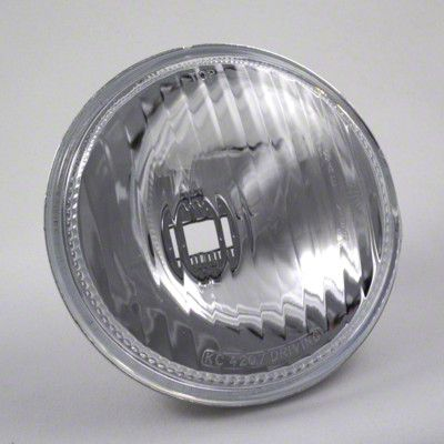KC HiLiTES 5 in. Replacement Lens/Reflector - Spread Beam (97-18 F-150)