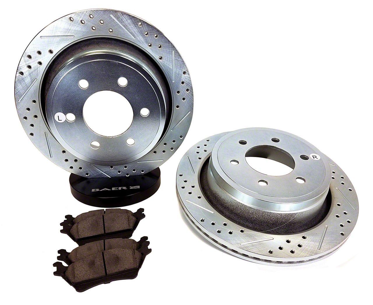 Baer Sport Brake Rotor & Pad Kit - Rear (12-19 F-150)