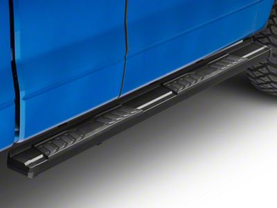 Duratrek S6 Running Boards - Black (09-14 F-150 SuperCab, SuperCrew)