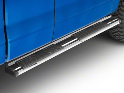 Duratrek S6 Running Boards - Stainless Steel (09-14 F-150 SuperCab, SuperCrew)