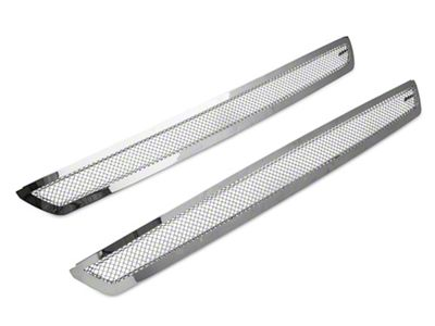 T-REX Upper Class Series Upper Grille Insert - Polished (18-19 F-150 Lariat, XLT)