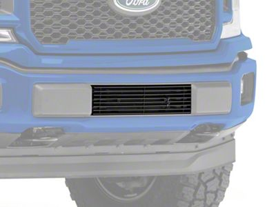 T-REX Billet Series Lower Bumper Grille Insert - Black (18-19 F-150, Excluding Raptor)