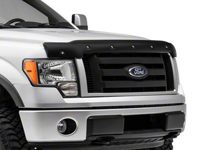 Premium Bolt-On Look Hood Deflector (09-14 F-150, Excluding Raptor)
