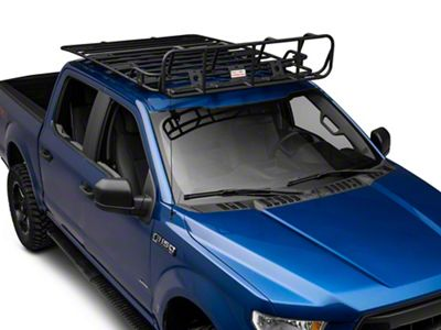 Smittybilt 4.5 ft. Defender Roof Rack Light Cage (97-19 F-150)