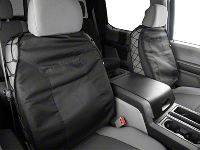 Smittybilt G.E.A.R. Front Seat Covers - Black (97-19 F-150)