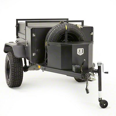 Smittybilt Scout Trailer Kit