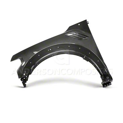 Anderson Composites Type-OE Front Fenders - Carbon Fiber (17-19 F-150 Raptor)