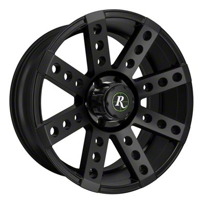 Remington Off-Road Buckshot All Satin Black 6-Lug Wheel - 20x9 (04-19 F-150)