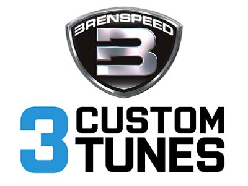 Brenspeed 3 Custom Tunes (2010 5.4L F-150 Raptor)