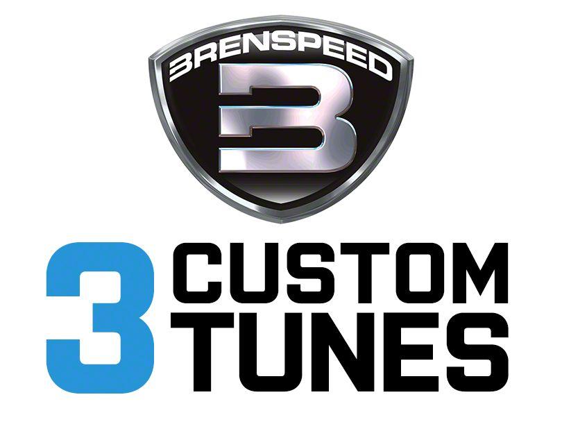 Brenspeed 3 Custom Tunes (15-18 2.7L EcoBoost F-150)