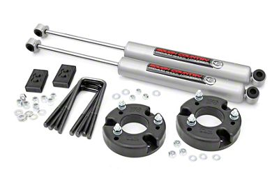 Rough Country 2 in. Leveling Lift Kit (09-19 F-150, Excluding Raptor)