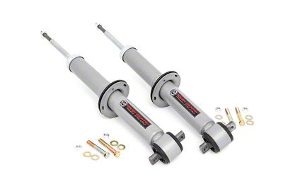 Rough Country 2 in. Front Leveling Struts (15-18 4WD F-150, Excluding Raptor)