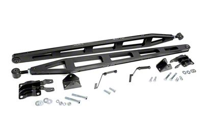 Rough Country Traction Bar Kit for 5-6 in. Lift (15-19 4WD F-150, Excluding Raptor)