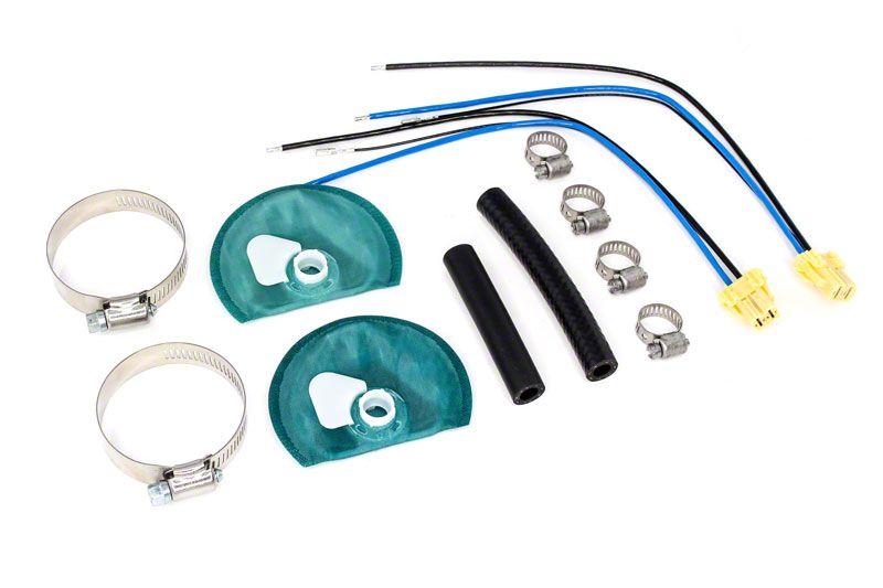 DeatschWerks DW400 Fuel Pump Installation Kit (99-03 F-150 Lightning; 02-03 F-150 Harley Davidson)