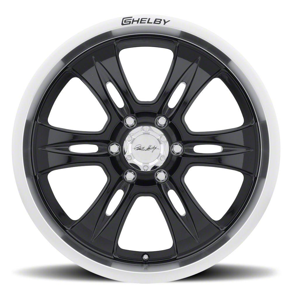 Shelby CS46 Black 6-Lug Wheel - 20x9 (04-19 F-150)