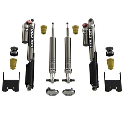 Teraflex Falcon Sport Tow/Haul Leveling System (15-19 F-150, Excluding Raptor)