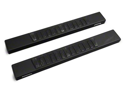 Go Rhino 6 in. OE Xtreme II Side Step Bars - Textured Black (15-19 F-150 Regular Cab)