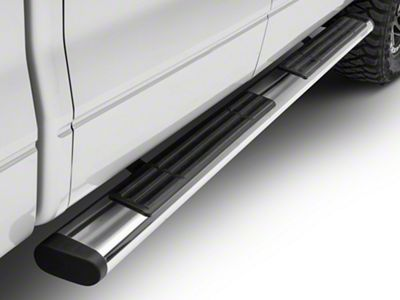Go Rhino 6 in. OE Xtreme Side Step Bars - Stainless Steel (04-14 F-150 SuperCrew)