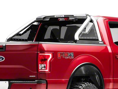 Go Rhino Sport Bar 2.0 Roll Bar - Polished (15-19 F-150)