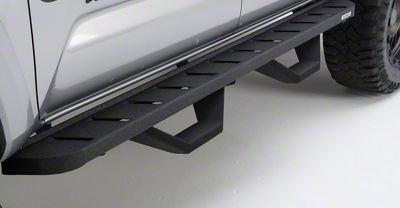 Go Rhino RB10 Running Boards w/ Drop Steps (04-14 F-150 SuperCab)