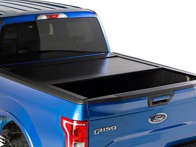 Pace Edwards BedLocker Retractable Bed Cover w/ Explorer Rails (04-14 F-150 Styleside)