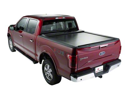 Pace Edwards SwitchBlade Metal Retractable Bed Cover (15-18 F-150 w/ 6.5 ft. & 8 ft. Bed)