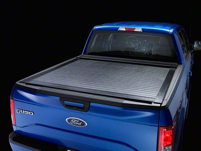 Pace Edwards SwitchBlade Retractable Bed Cover (15-18 F-150 w/ 6.5 ft. & 8 ft. Bed)