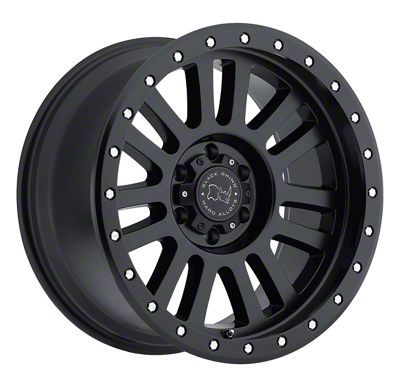 Black Rhino El Cajon Matte Black 6-Lug Wheel - 20x9 (04-19 F-150)
