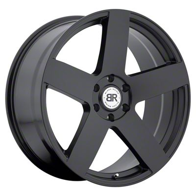 Black Rhino Everest Matte Black 6-Lug Wheel - 22x9.5 (04-19 F-150)