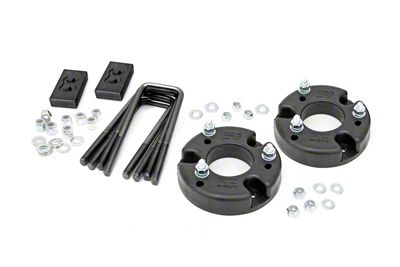 Rough Country 2 in. Leveling Lift Kit (09-19 2WD/4WD F-150, Excluding Raptor)