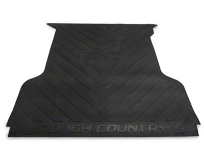 Rough Country Bed Mat w/ RC Logos (04-14 F-150 w/ 5.5 ft. Bed)