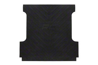 Rough Country Bed Mat w/ RC Logos (15-19 F-150 w/ 5.5 ft. Bed)