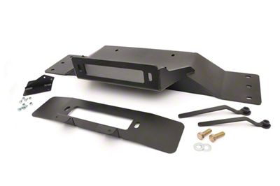 Rough Country Hidden Winch Mounting Plate (09-14 F-150, Excluding EcoBoost & Raptor)