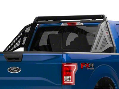 Rough Country Sport Bar w/ 50 in. Black Series LED Light Bar (04-19 Styleside F-150)
