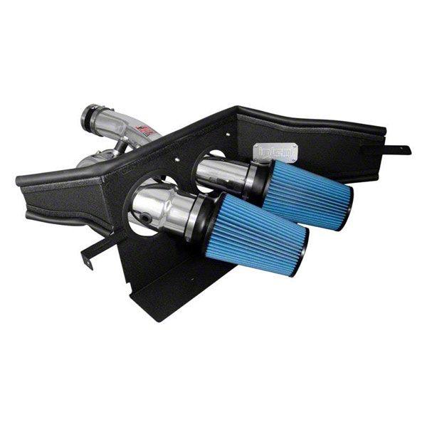 Injen Power-Flow Cold Air Intake - Polished (17-19 F-150 Raptor)