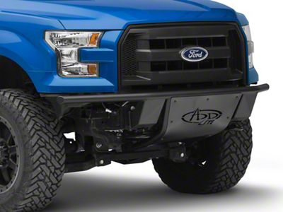 Addictive Desert Designs ADD Lite Front Bumper (15-17 F-150, Excluding Raptor)