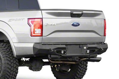 Addictive Desert Designs Stealth Fighter Rear Bumper (15-19 F-150, Excluding Raptor)